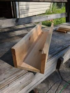 Build a window box