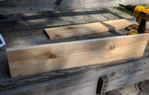 Build a DIY window box