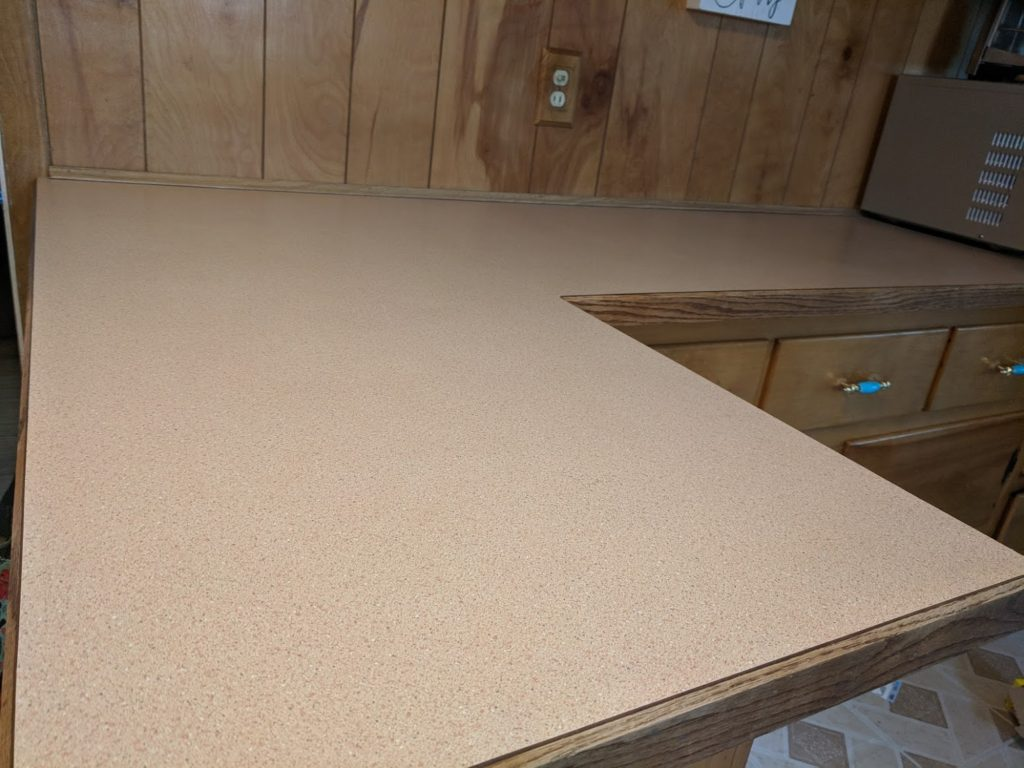 How to Paint Your Countertops Like Granite - Mama and More