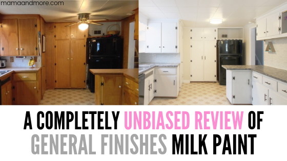 A Completely Unbiased Review Of General Finishes Milk Paint Mama And More
