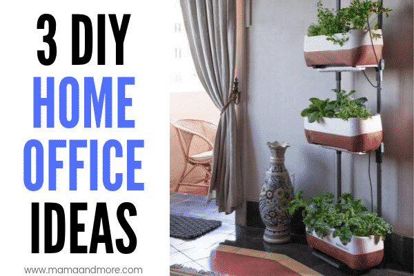 Three DIY Ideas for Your Home Office