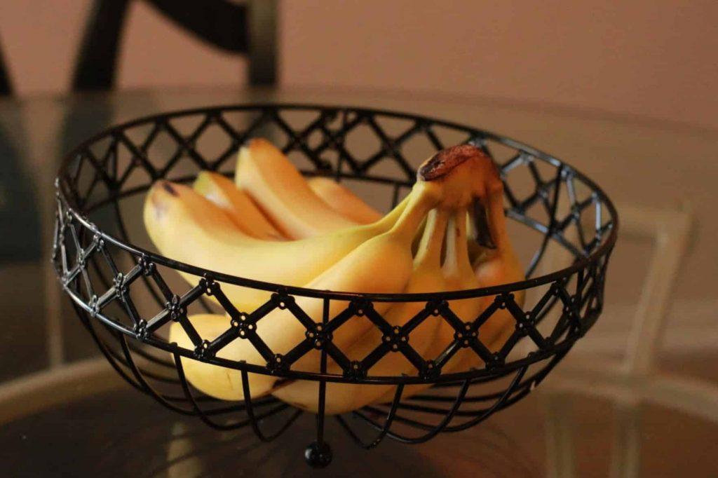 How to Make a DIY Hanging Fruit Basket