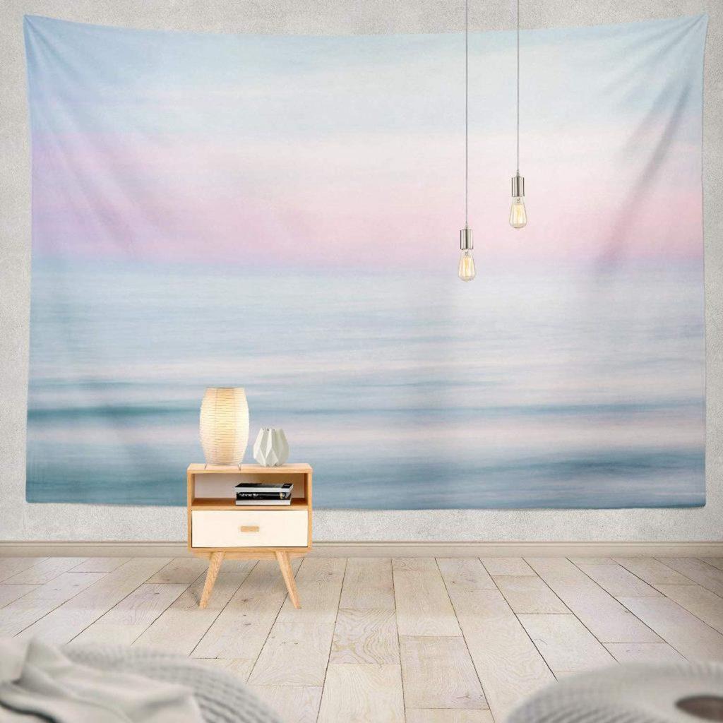 Sunset tapestries
