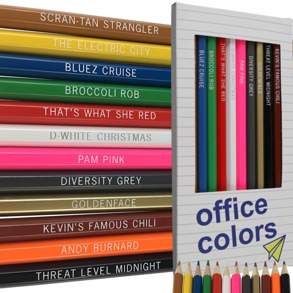 The Office office supplies