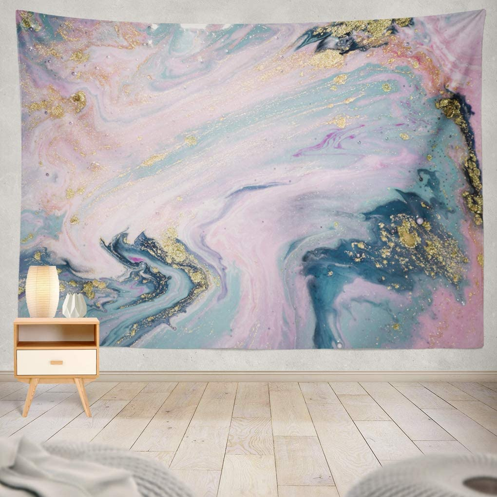 Abstract tapestries