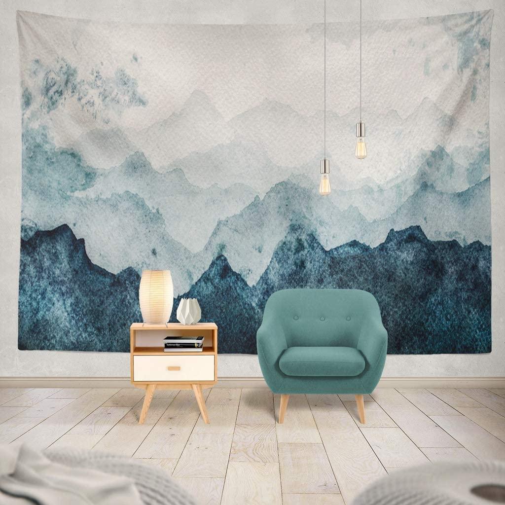 Mountain tapestries
