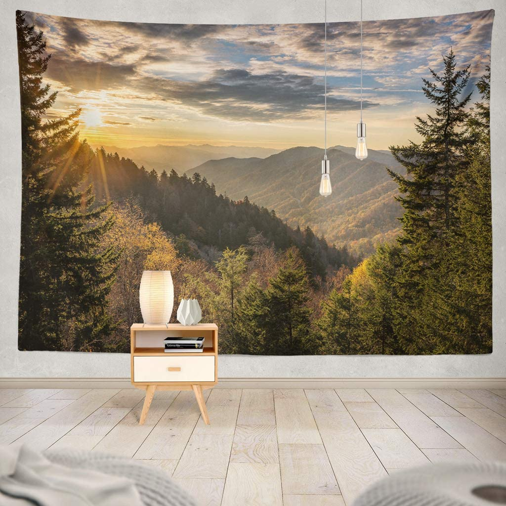 Photography tapestries