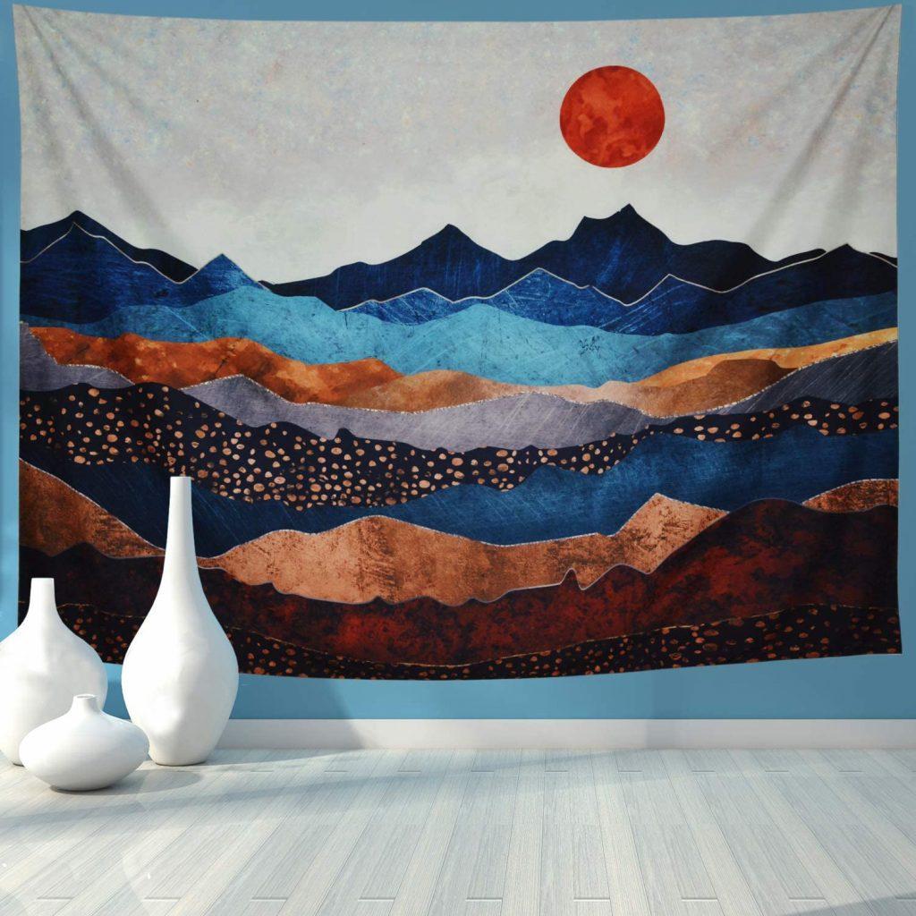 Mural tapestries