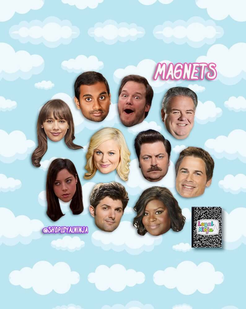 The best parks and rec home decor