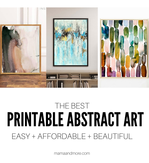 The Best Printable Abstract Art